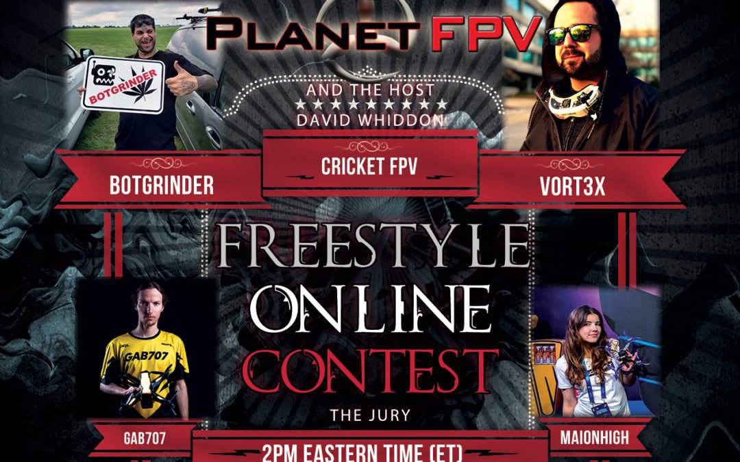 Online Freestyle Competition Planet FPV December 16 2018