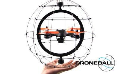 DroneBall ! Une solution de sécurité ?